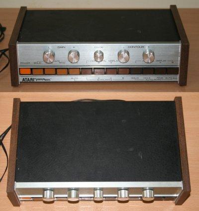 Atari Video Music
