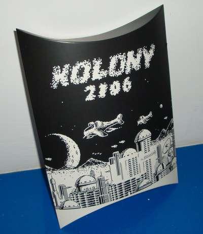 Kolekcjonerskie wydanie gry ''Kolony 2106''