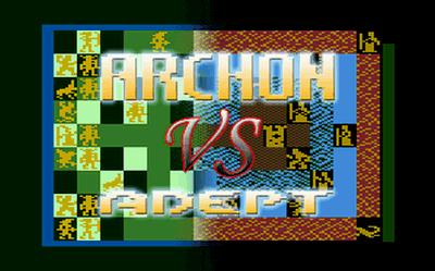 Obrazek tytułowy ''Archon kontra Adept'' z AtariOnline.pl