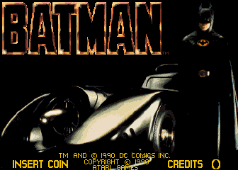 Batman - czo&#322&#243wka gry